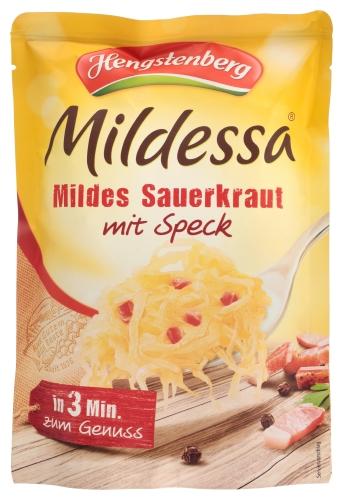 Mildessa Schlemmerkraut with Bacon