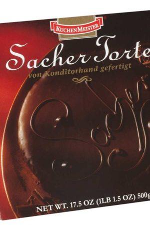 Kuchenmeister Sacher Torte 500g