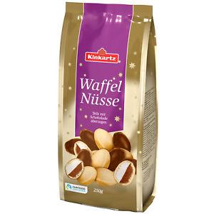 Kinkartz Waffel Nuts 250g