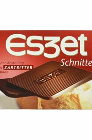 Eszet Dark Chocolate Slices 75g