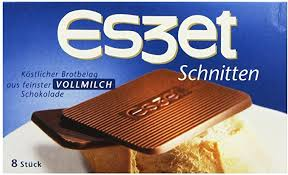 Eszet Milk Chocolate Slices 75g