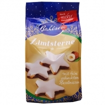 Bahlsen Cinnamon Stars 100g