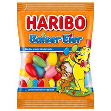 Haribo Meringue Eggs 250g