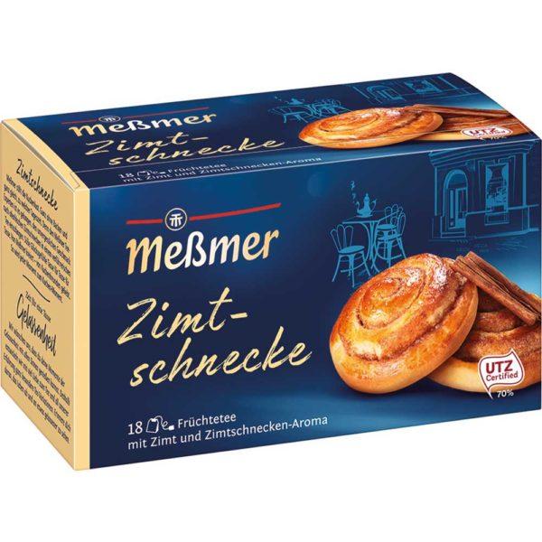 Messmer Cinnamon Swirl Tea 18 bags