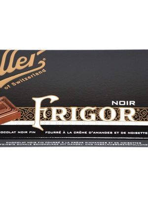 Frigor Dark Chocolate Bar 100g