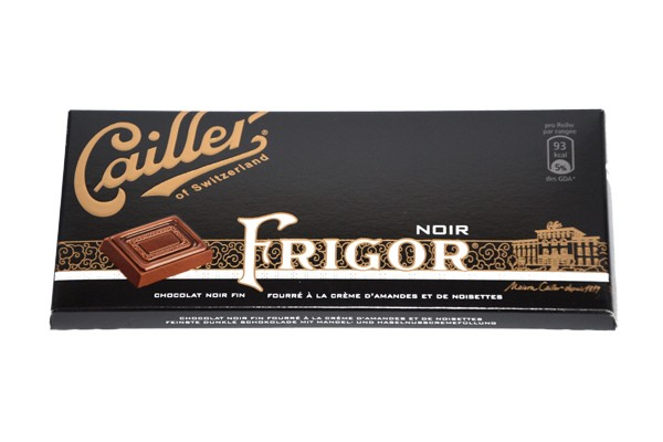 Frigor Dark Chocolate Bar 100g