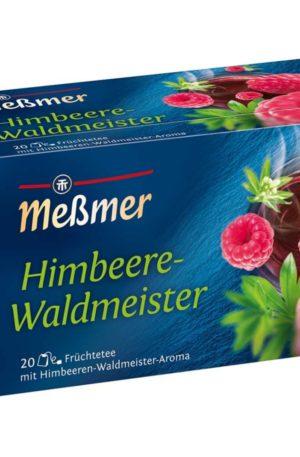 Messmer Raspberry and Woodruff Tea 20 bags