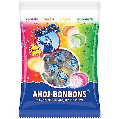 Ahoj Brause Bonbons (Fruit Sherbet Bonbons) 150g