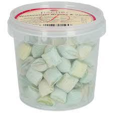 Fischer Fine Sweets Waldmeister Brause Vanille (Woodruff and Vanilla) 200g