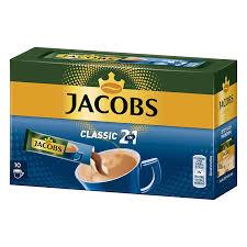 Jacobs Sticks 2 in 1 Classics x 10