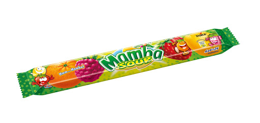 Mamba Sour (Fruit Flavoured Chewy Candies) 4 X 6