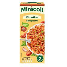 Miracoli Classic Spaghetti with Tomato Sauce (285g)