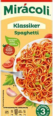 Miracoli Classic Spaghetti with Tomato Sauce (379g)