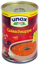 Unox Gulaschsuppe (Goulash Soup) Concentrated