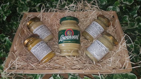 Mustard Lovers Hamper