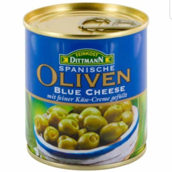 Dittmann Blue Cheese Stuffed Olives 200g