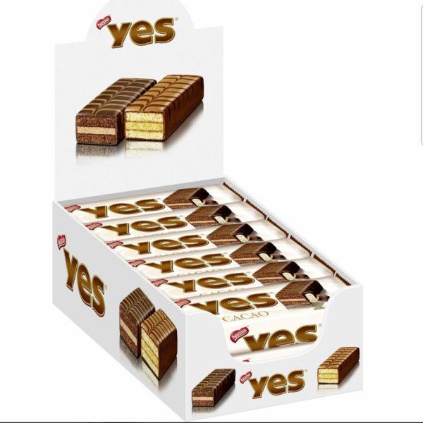 Yes Caramel Cake Bar 32g
