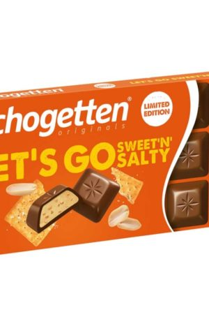 Schogetten Let's Go Sweet and Salty 100g