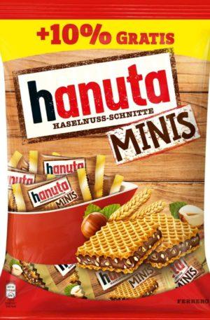 Hanuta Minis 220g