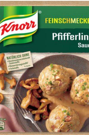 Knorr Chantarelle Mushroom Sauce Fix 40g