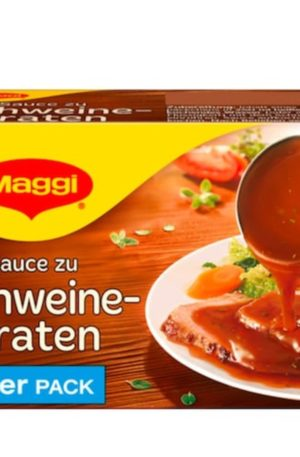 Maggi Sauce For Roast Pork 2 X 250ml.