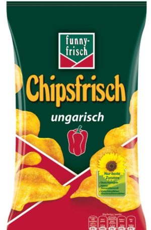 Funny-Frisch Hungarian Style Crisps 175g