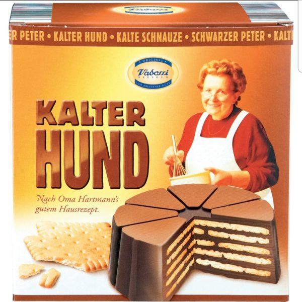Kalter Hund Chocolate Biscuit Cake 500g