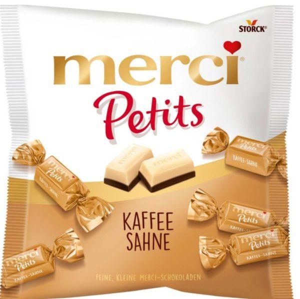 Merci Petits Coffee Cream 125g