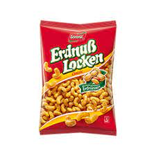 Erdnuss Locken (Peanut Curls) 120g