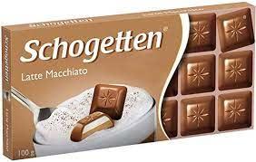 Schogetten Latte Macchiato 100g