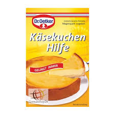 Dr Oetker Baked Cheesecake Helper 58g