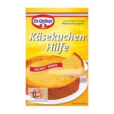 Dr Oetker Baked Cheesecake Helper 58g