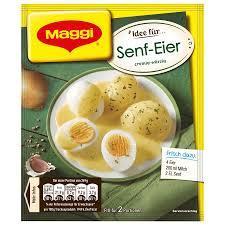 Maggi Senf Eier (Mustard Sauce for Eggs) Fix 43g