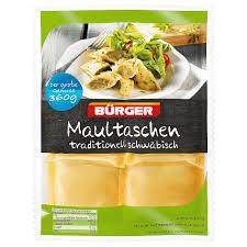 Bürger Maultaschen (German Ravioli) 360g