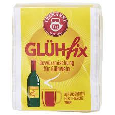 Teakanne Glühfix Mulled Wine 5 x 2g Bags