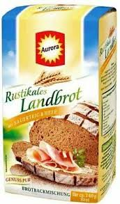 Rustic Country Loaf Mix 500g.