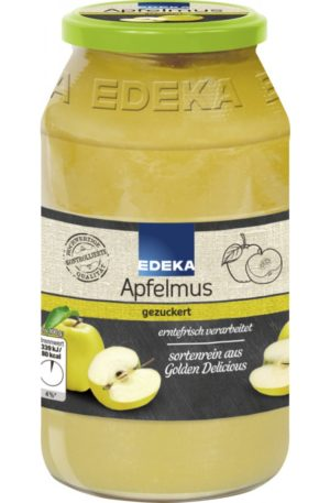 EDEKA Apple Sauce 720g