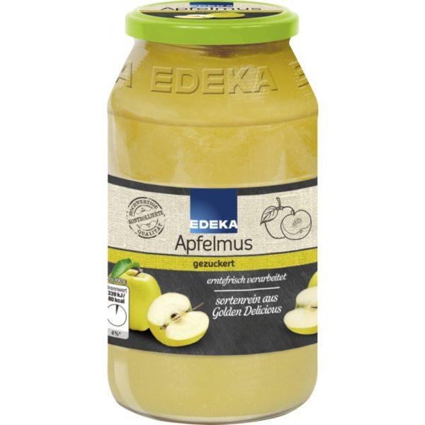 EDEKA Apple Sauce 720g