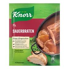 Knorr Fix For Sauerbraten 37g