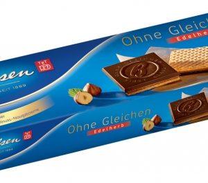 Bahlsen Ohne Gleichen Dark Chocolate Biscuits 125g
