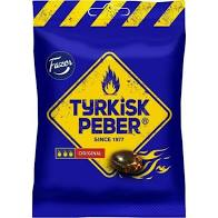 Fazer Tyrkisk Peber (Turkish Pepper) Original 150g