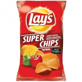 Lay's Super Chips Paprika 175g