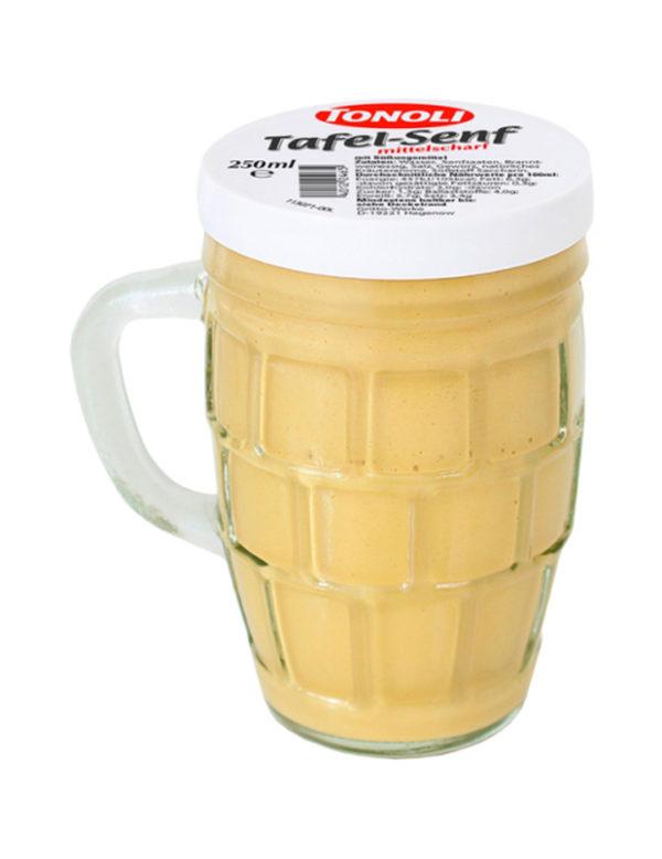 Tonoli Mild German Mustard