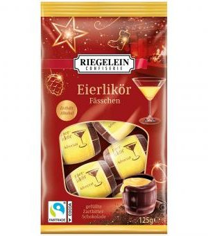 Riegelein egg liqueur kegs 125g
