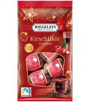 Riegelein Cherry Liqueur Kegs 125g