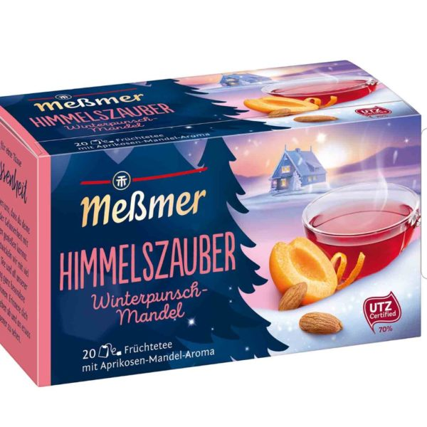 Meßmer Himmelszauber Winter Punch and Almond Tea 20 Bags