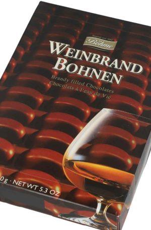 Böhme Weinbrandbohnen (Brandy Beans) 150g