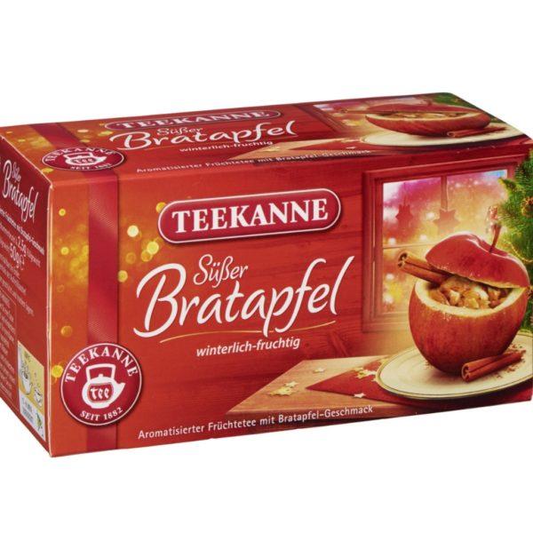 Teekanne Bratapfel (Apple and Cinamon) Tea 20 bags