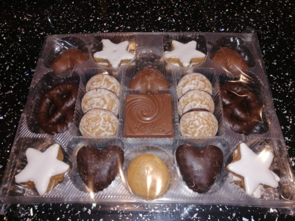 Bahlsen Christmas Time Biscuit Selection 250g