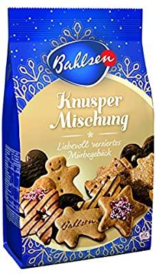 Bahlsen Knusper Mischung (Crispy Biscuit Mix) 300g
